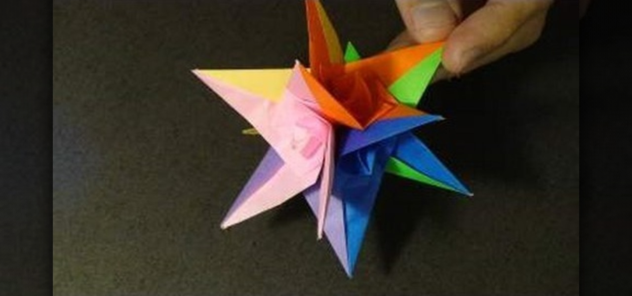 3D Origami Pieces : 12 Steps (with Pictures) - Instructables | 600x1280