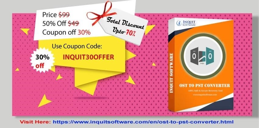 InQuit OST to PST Converter & Office 365