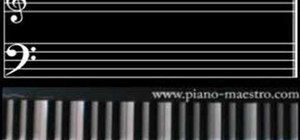 Teach how to read and play sharps and flats on piano