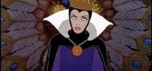 Do the Evil Queen from Snow White makeup