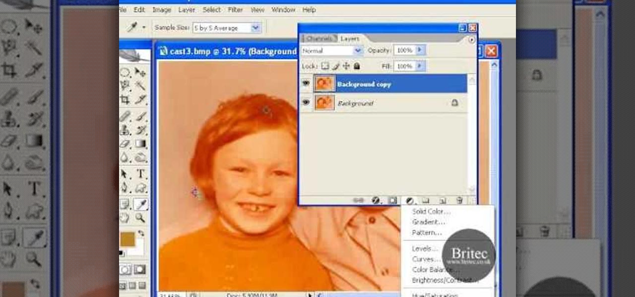 Remove orange color cast photoshop download