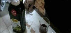 Make homemade wine very inexpensively