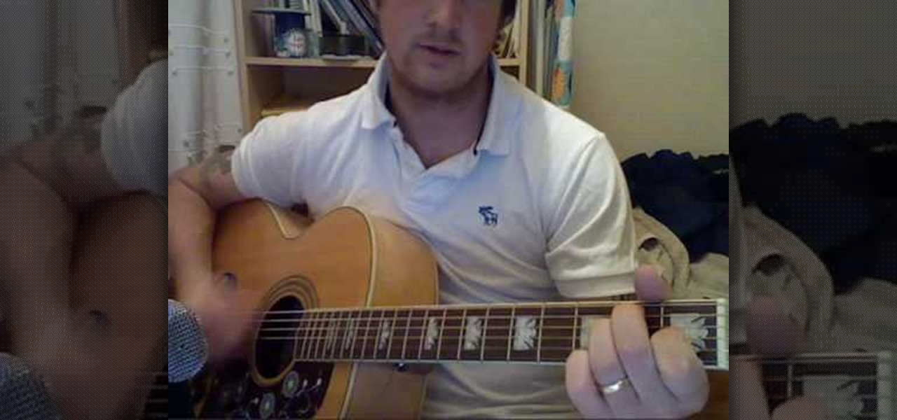 how to play eight days a week by the beatles on guitar acoustic guitar wonderhowto. Black Bedroom Furniture Sets. Home Design Ideas