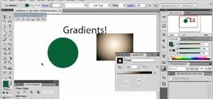 Add gradients to your project in Adobe Illustrator 5