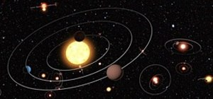 Galactic Search Finds Exoplanets Are More Common Than Stars