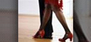 Do a simple salsa dance step
