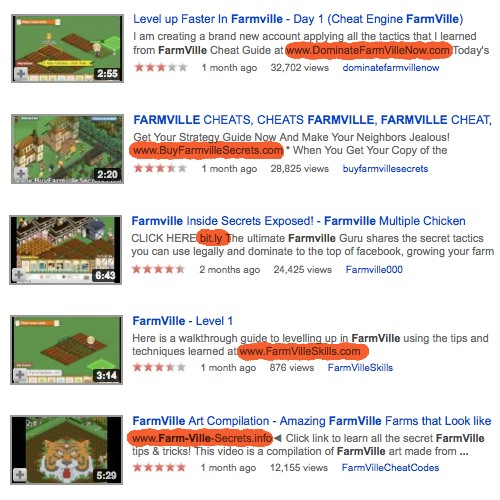 How to Play Safe & Avoid FarmVille Scams