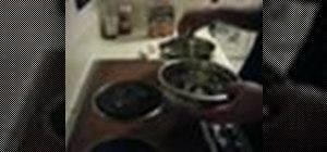 Make fast pho soup