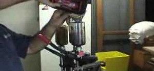 Use a MEC ShotShell Shotgun reloader