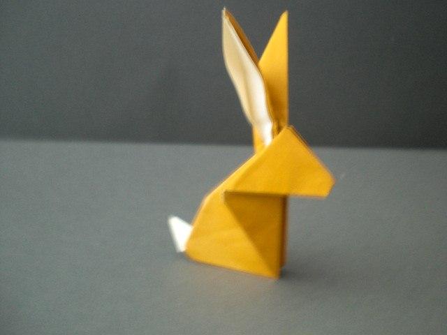 Dollar Origami Flower Easy