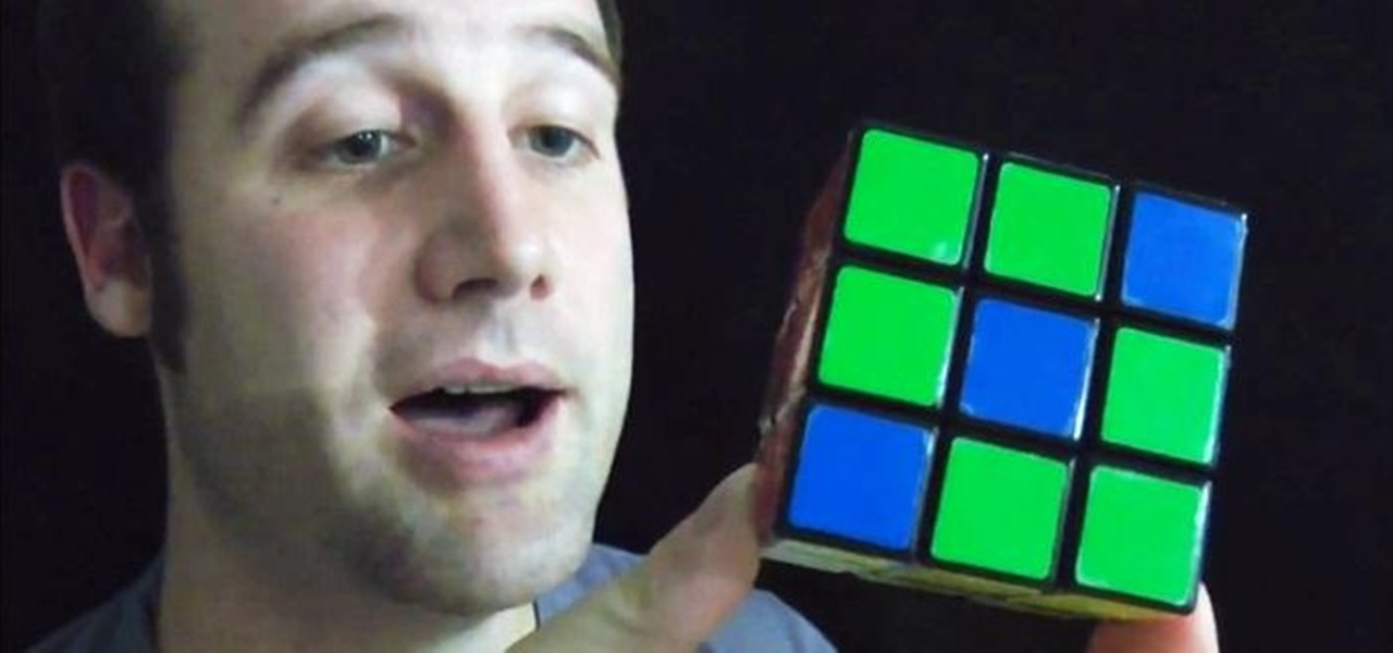 Trick Your Friends into Thinking You Can Actually Solve a Rubik's Cube