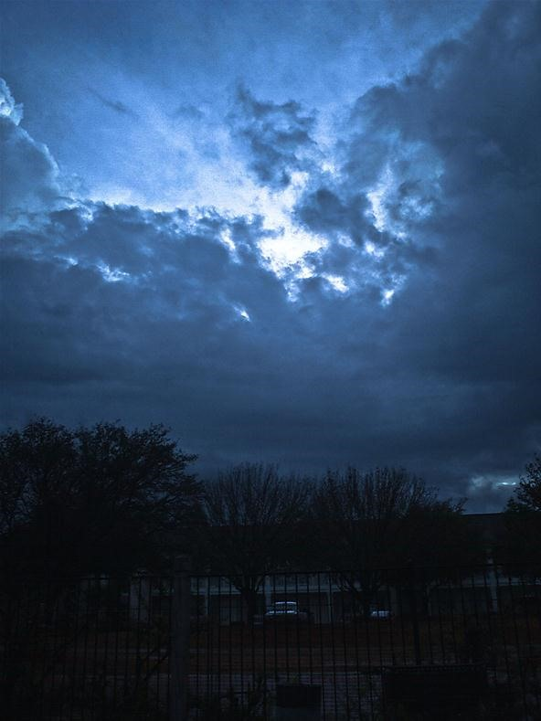 Cloud Photography Challenge: Storm Incoming