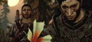 Get a pet mabari hound in Dragon Age: Origins