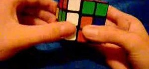 Solve the F2L of the Rubik's Cube