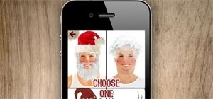 Transform Yourself Into Santa This Christmas with Santa Booth