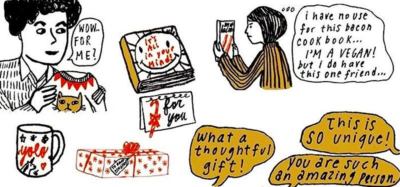 Your Survival Guide for Awkward Holiday Gift-Giving Situations