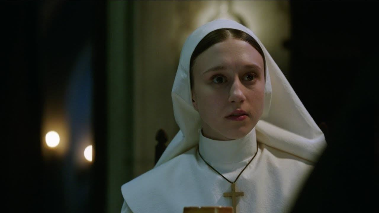 The Nun Full Movie Hollywood Watch and Download
