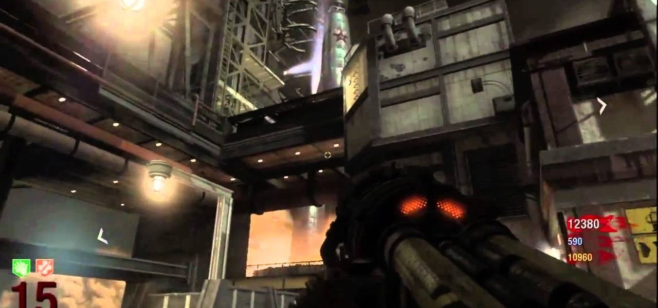 How to Unlock the Pack a Punch machine in the Black Ops Zombies map Zombies Map Pack on