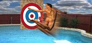 Bullseye Poolside