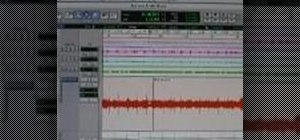 Crossfade in Pro Tools