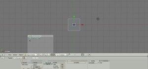 Set up background images in Blender