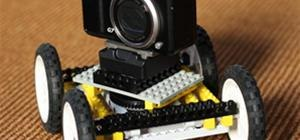 LEGO Mini Camera Dolly Robot