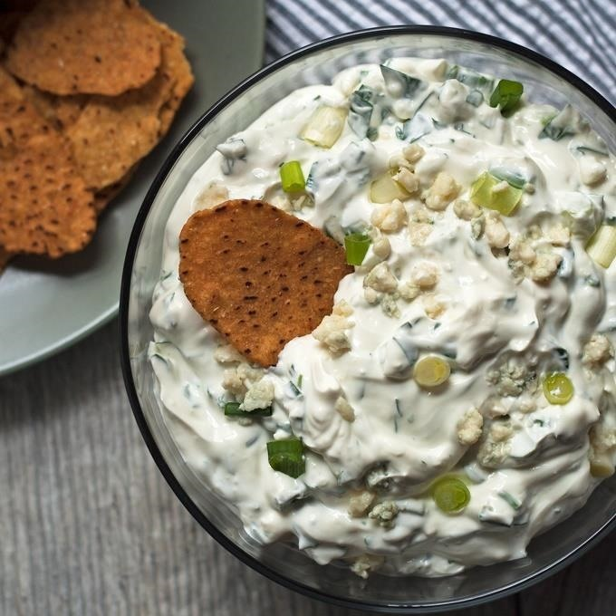 20 Easy Dips You Can Make In 5 Minutes Or Less Using Your