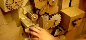 Cardboard Mechanics