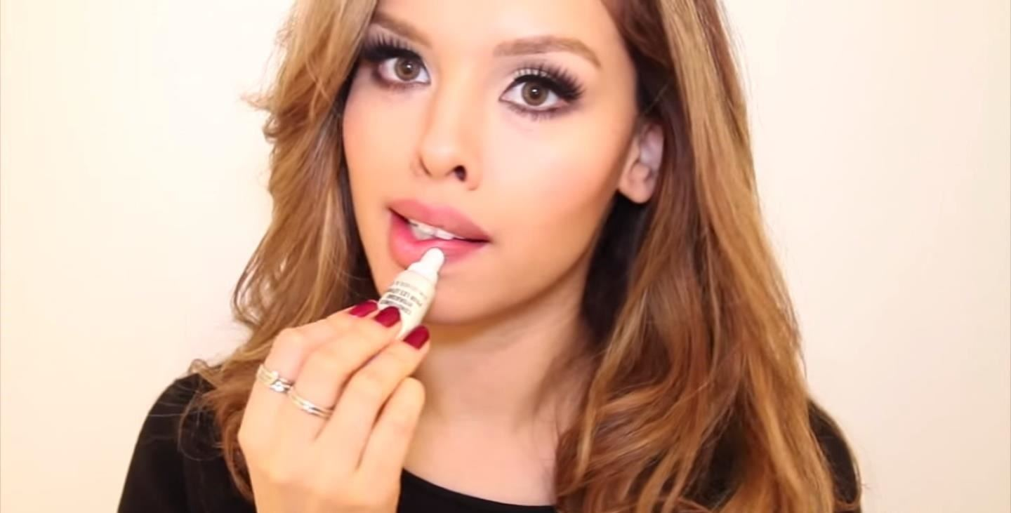 How to Matte Any Lipstick in Three Easy Steps