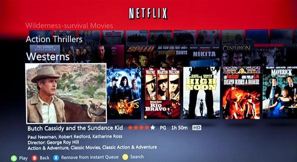how to download netflix app on xbox one