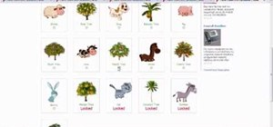 Send gifts in Facebook's Farm Town (04/11/09)