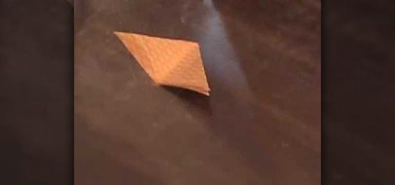 How to Origami a standing fox « Origami