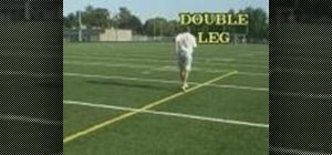 Practice fast leg run football drills