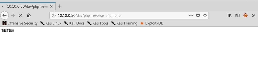 How to Exploit WebDAV on a Server & Get a Shell