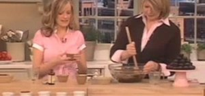 Bake a chocolate loaf cake with Erin McKenna