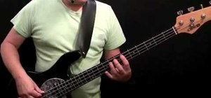 "Play Jackson 5's ""I Want You Back"" on the bass"