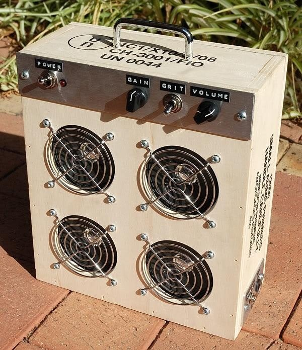 How to Turn Any Ammo Box into an Awesome Set of Portable Speakers