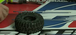 Install beadlocks in your RC tires