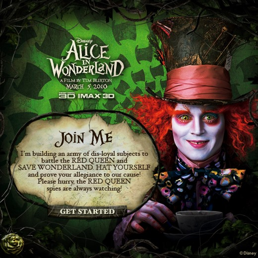 Mad Hatter Yourself