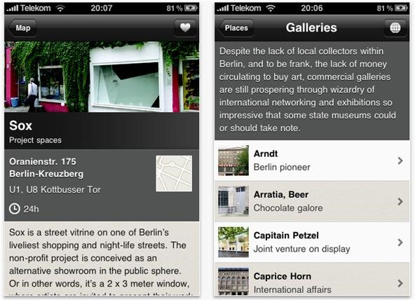 Making Art on Your iOS Device, Part 6: Museum, Gallery & Street Art Guides