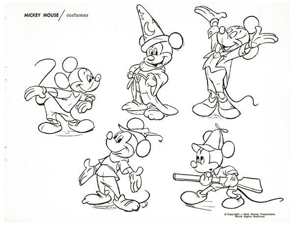 How To Draw Disney Cartoons Characters How to Draw Dis...