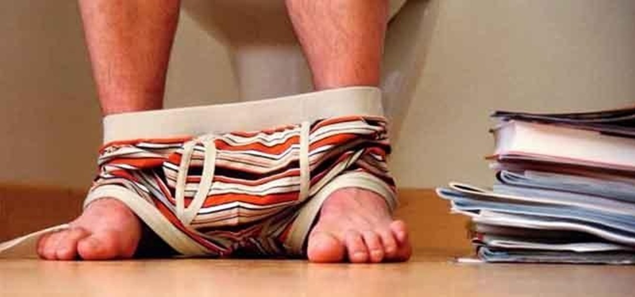 You're Taking a Crap Wrong! This Is How You Poop Properly