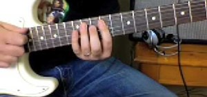 "Play the Beatles' ""Don't Let Me Down""  on guitar"