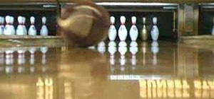 Use the six step approach when bowling