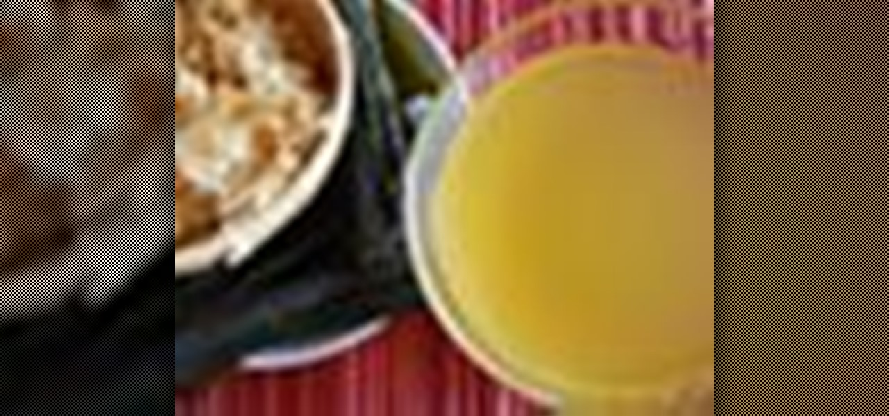 How To Make Traditional Japanese Dashi Broth To Use As A