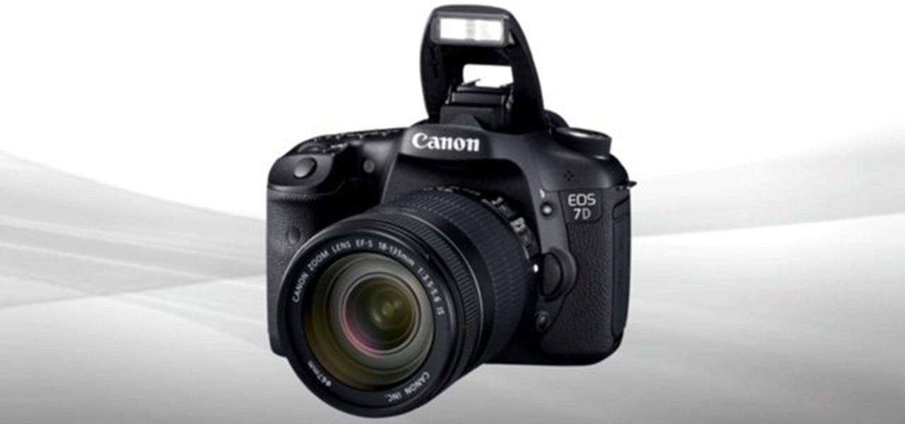 How to Use the flash functions on the Canon EOS 7D « Digital Cameras