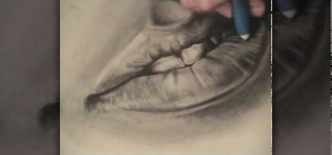 How To Draw Big Pouty Lips Drawing Illustration Wonderhowto