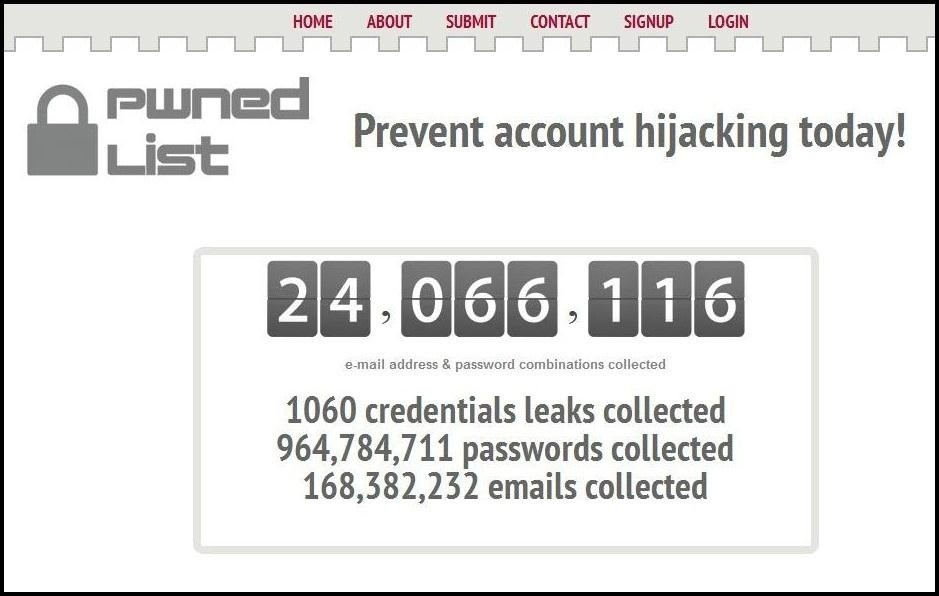 Have Your Passwords Ever Been Leaked Online? Find Out with PwnedList