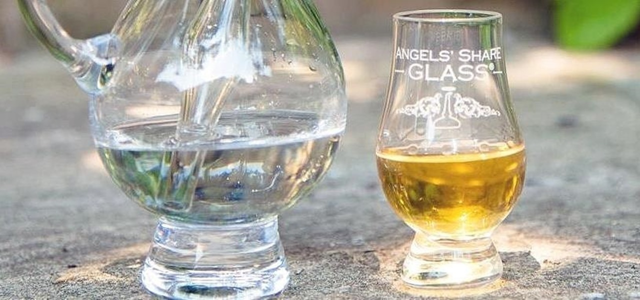 Yes, You Should Add Water to Your Whisky & Here's Why