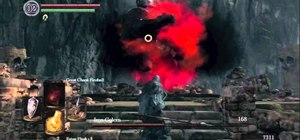 Defeat the last boss of Sen's Fortress, the Iron Golem in Dark Souls